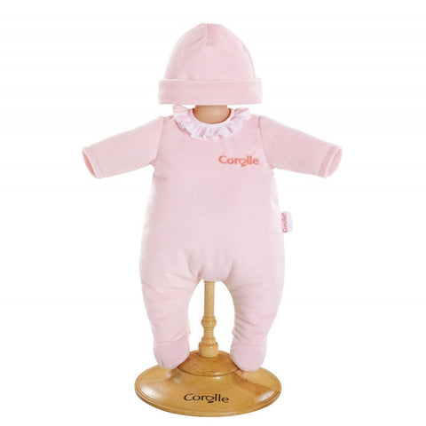 Corolle Pink Pajamas for 12-inch baby doll - Doll Accessories - Anglo Dutch Pools and Toys