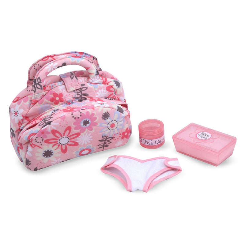 Doll Accessories - Melissa & Doug Mine To Love - Diaper Bag Set