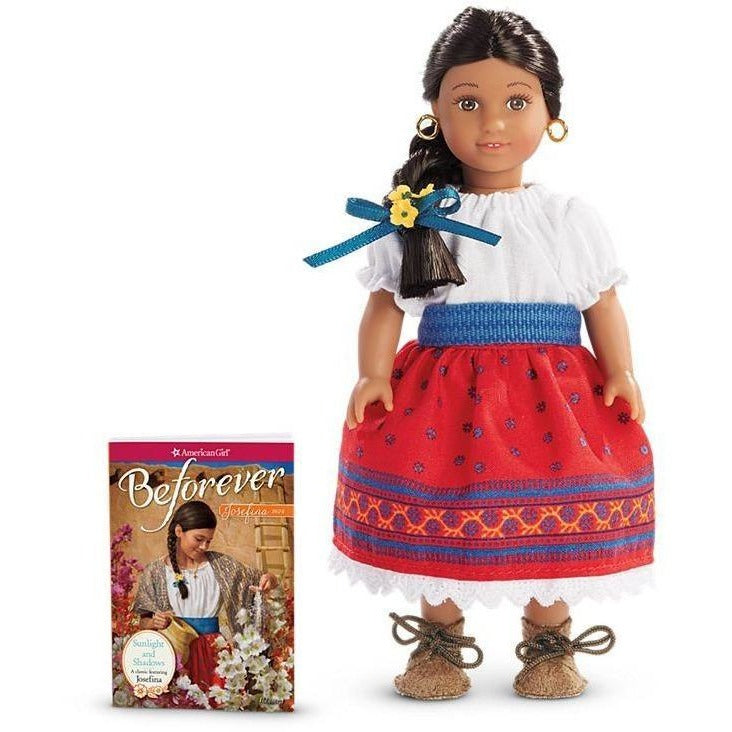 American Girl Josefina Mini Doll & Book