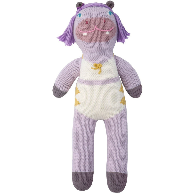 Blabla Doll Esther the Hippo - Dolls - Anglo Dutch Pools and Toys