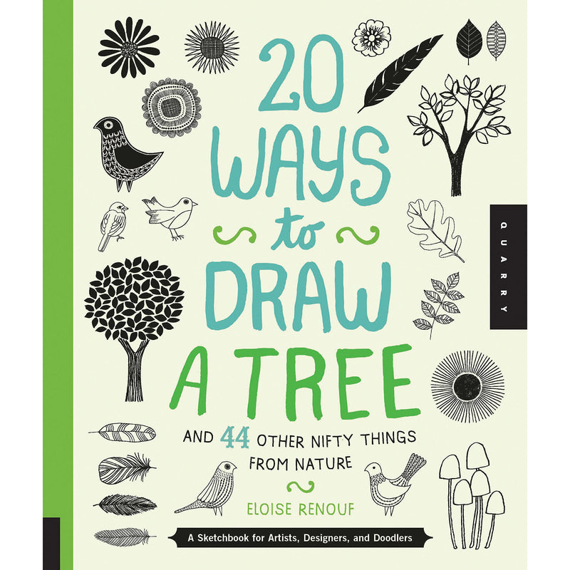 Drawing And Activity Books - 20 Ways To Draw A Tree And 44 Other Nifty Things From Nature