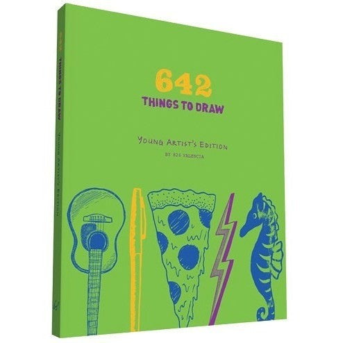 Drawing And Activity Books - 642 Things To Draw: Young Artist's Edition
