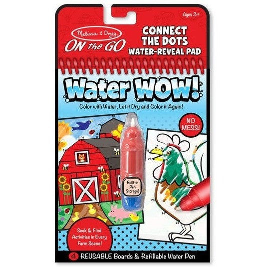 Melissa & Doug Farm Water WOW! | Drawing and Activity Books