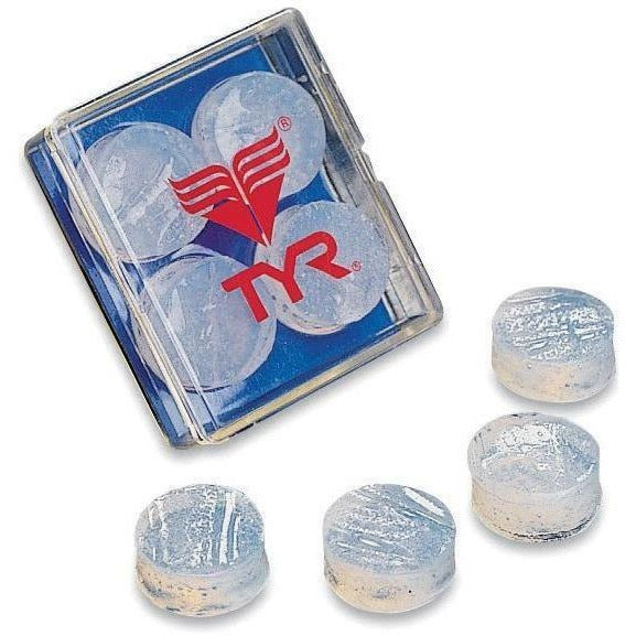 Ear Plugs - TYR Soft Silicone Ear Plugs