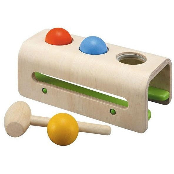 Plan Toys Hammer Balls - Early Learning - Anglo Dutch Pools and Toys