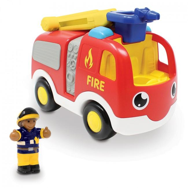 Emergency Vehicles - WOW Ernie Fire Engine