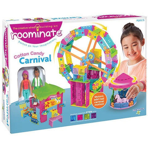 Roominate Cotton Candy Carnival- - Anglo Dutch Pools & Toys  - 1