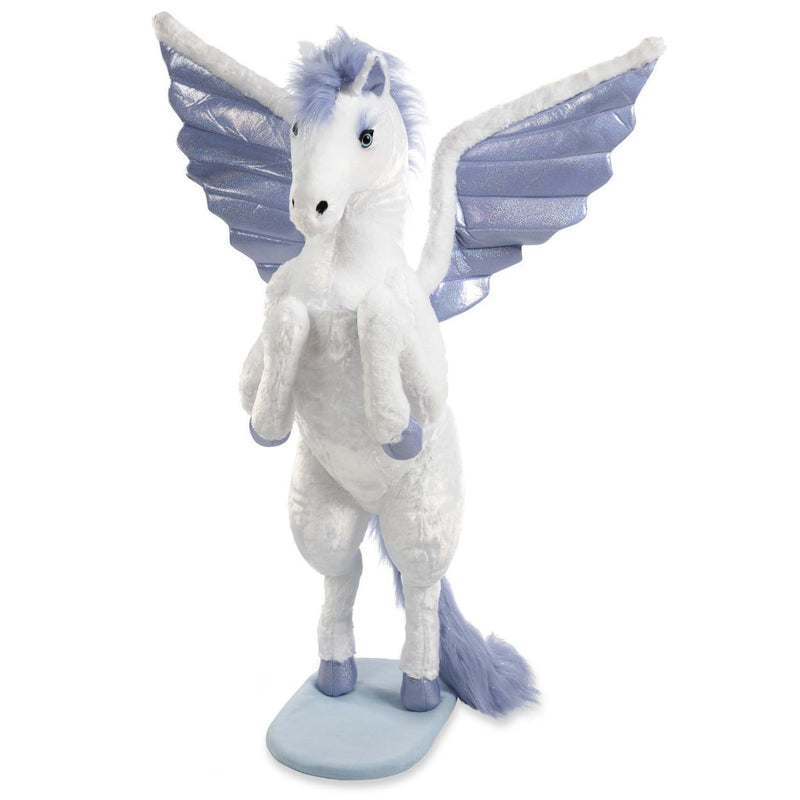 Fantasy Plush - Melissa & Doug Lifelike Plush Giant Pegasus 44""