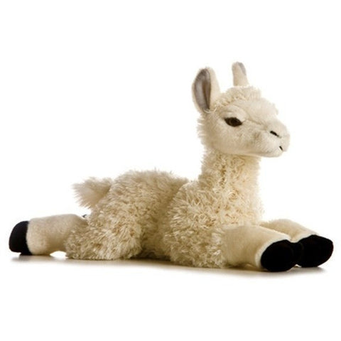 Farm And Forest Animals - Aurora Flopsie Llama 12""
