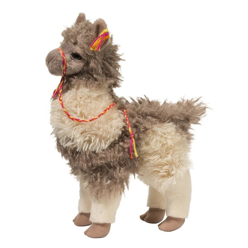 Farm And Forest Animals - Douglas Zephyr Llama 12""