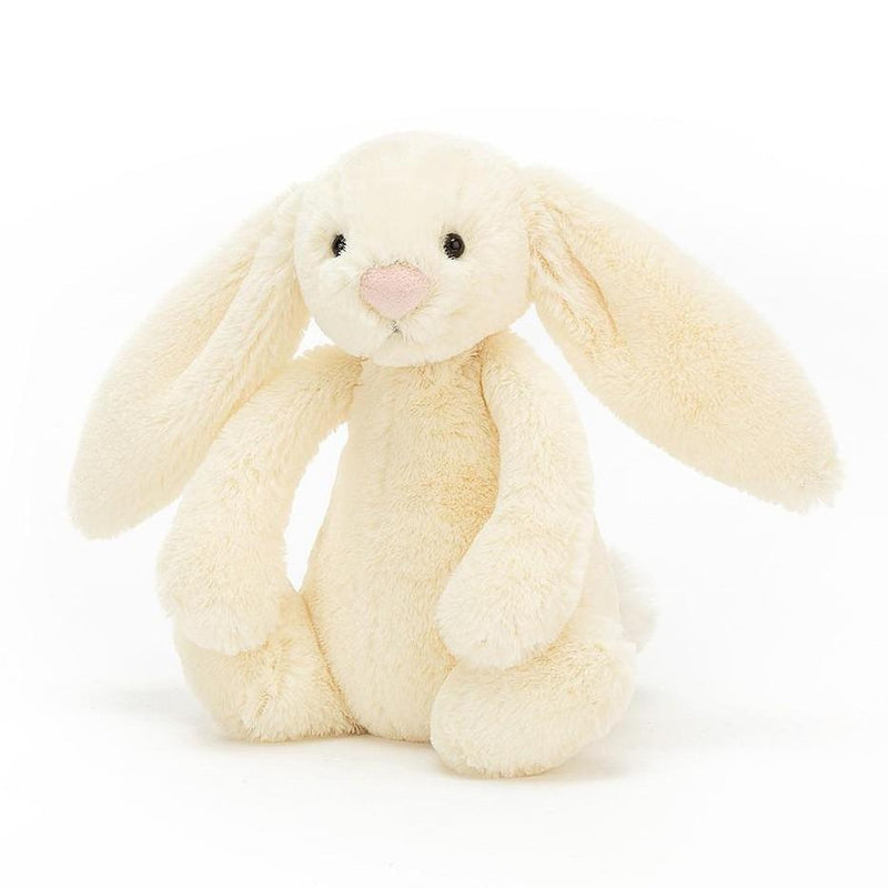 Farm And Forest Animals - Jellycat Bashful Buttermilk Bunny Small 7""