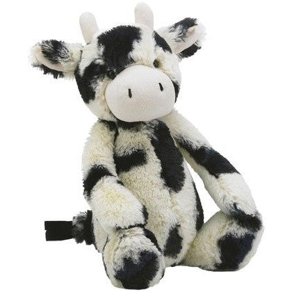 "Jellycat Bashful Calf Medium 12"" - Farm and Forest Animals - Anglo Dutch Pools and Toys"