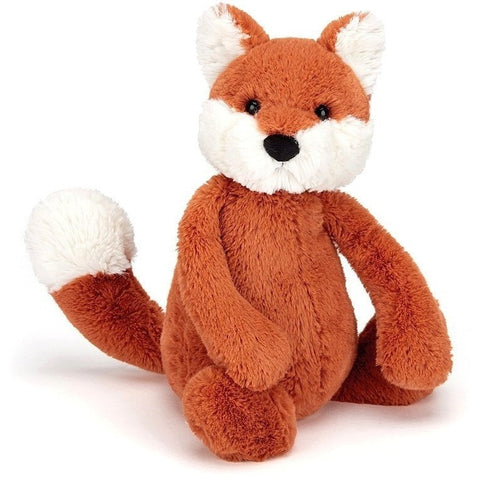 Farm And Forest Animals - Jellycat Bashful Fox Cub