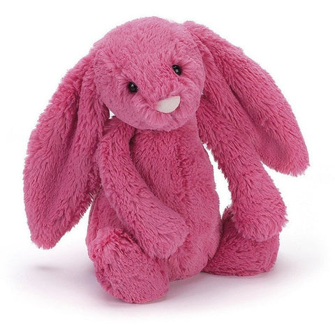 Jellycat Bashful Strawberry Bunny- - Anglo Dutch Pools & Toys