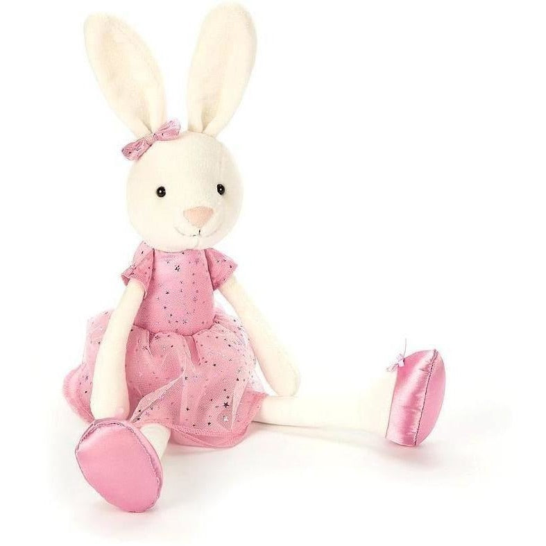 "Jellycat Bitsy Party Bunny 14"" - Farm and Forest Animals - Anglo Dutch Pools and Toys"