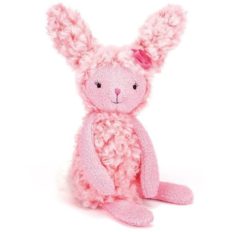 Farm And Forest Animals - Jellycat Bunny Wunny Pink 13""