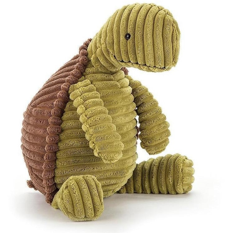 "Jellycat Cordy Roy Tortoise Medium 15"" - Farm and Forest Animals - Anglo Dutch Pools and Toys"