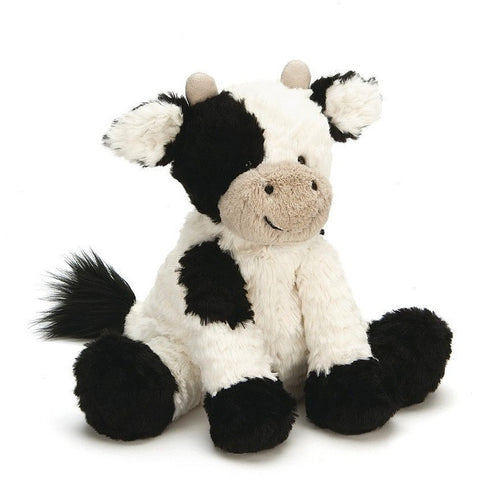 Farm And Forest Animals - Jellycat Fuddlewuddle Calf 9""