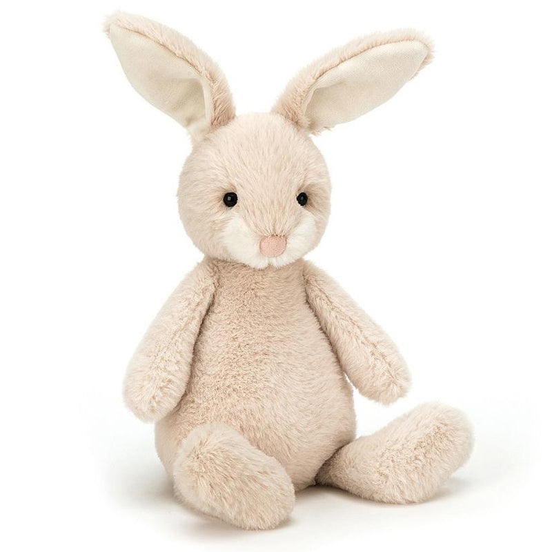 Farm And Forest Animals - Jellycat Nibbles Oatmeal Bunny Large 13""
