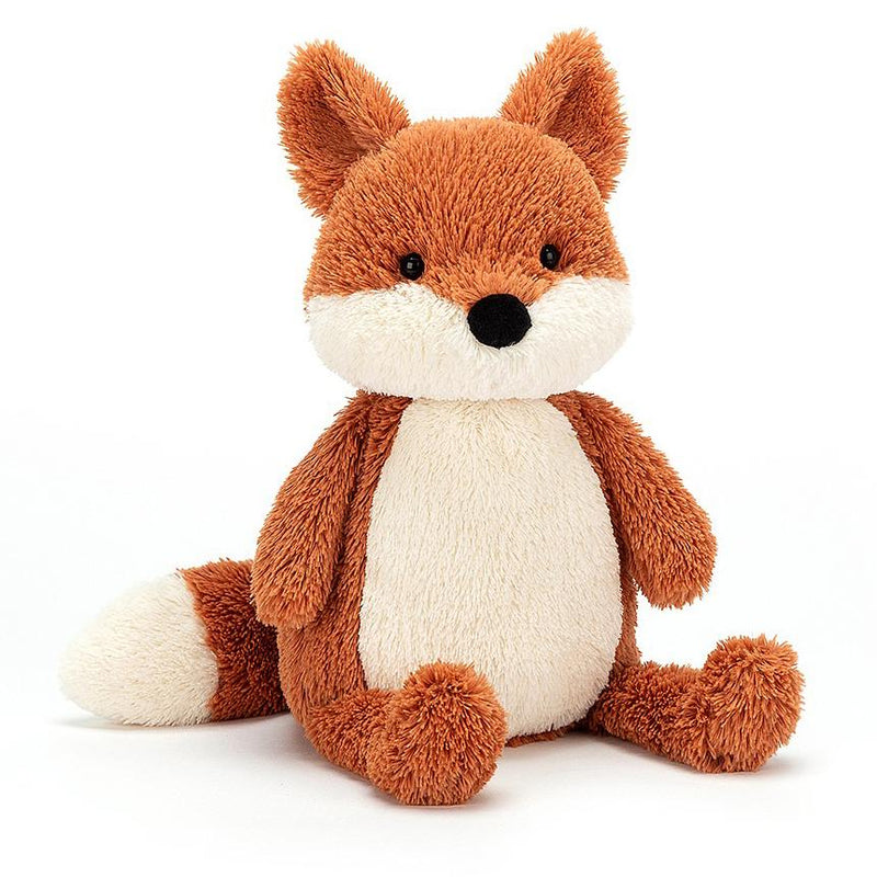 Farm And Forest Animals - Jellycat Peanut Fox Medium 12""