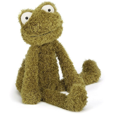 Farm And Forest Animals - Jellycat Wild Thing Frog 14""