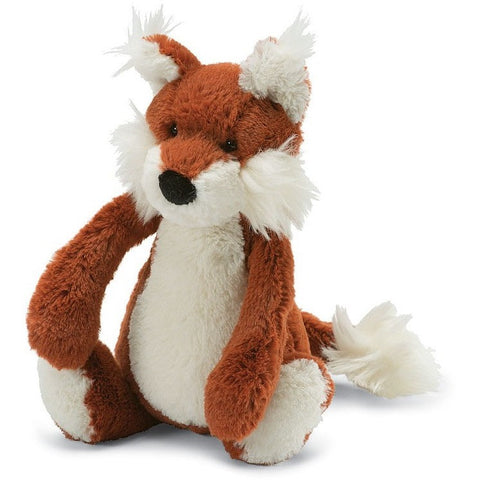 Jellycat Woodland Babe Fox - Farm and Forest Animals - Anglo Dutch Pools and Toys