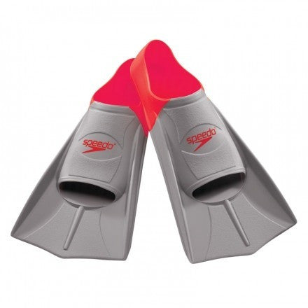 Speedo Short Blade Training Swim Fins - Fins - Anglo Dutch Pools and Toys