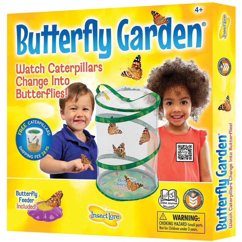Fun With Nature - Insect Lore Butterfly Garden Growing Kit