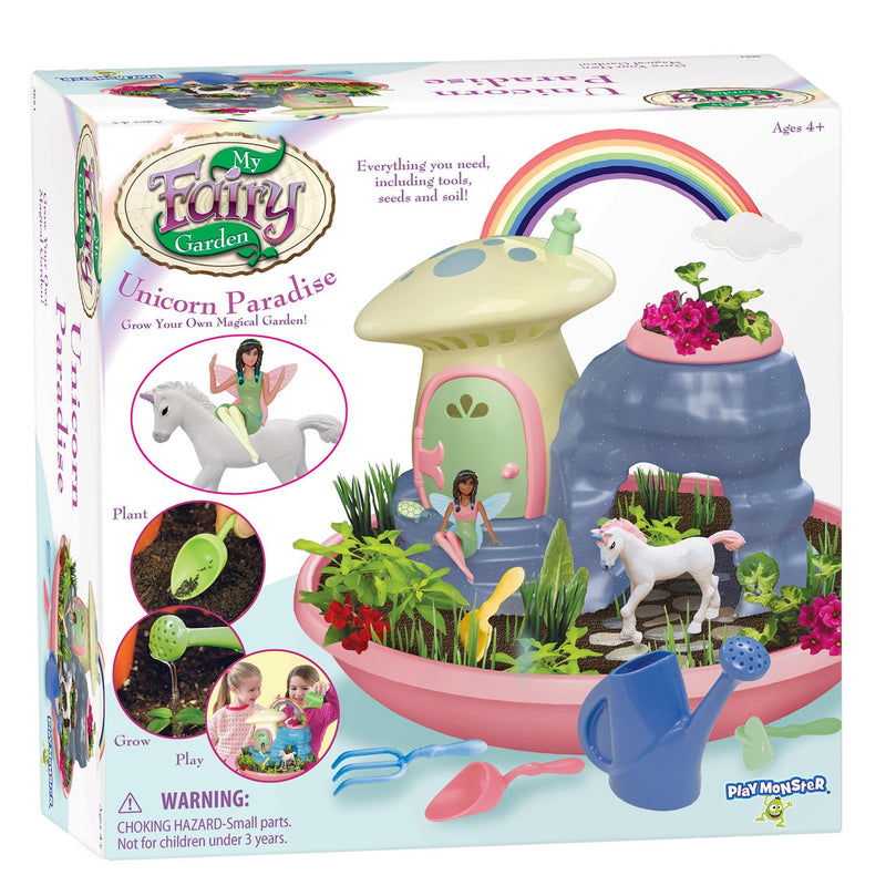 Fun With Nature - My Fairy Garden Unicorn Paradise