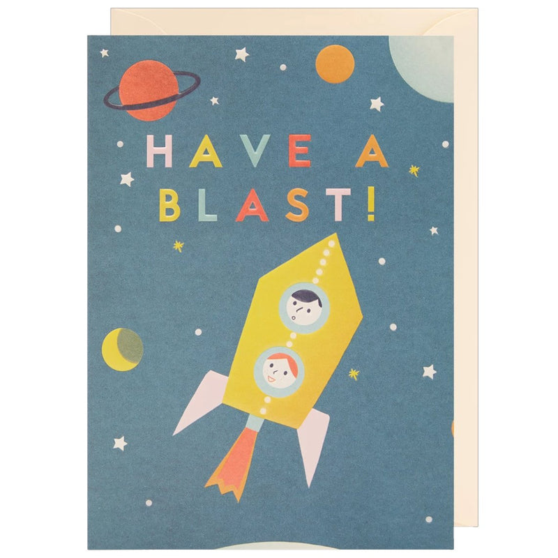 Greeting Cards - Have A Blast! Greeting Card