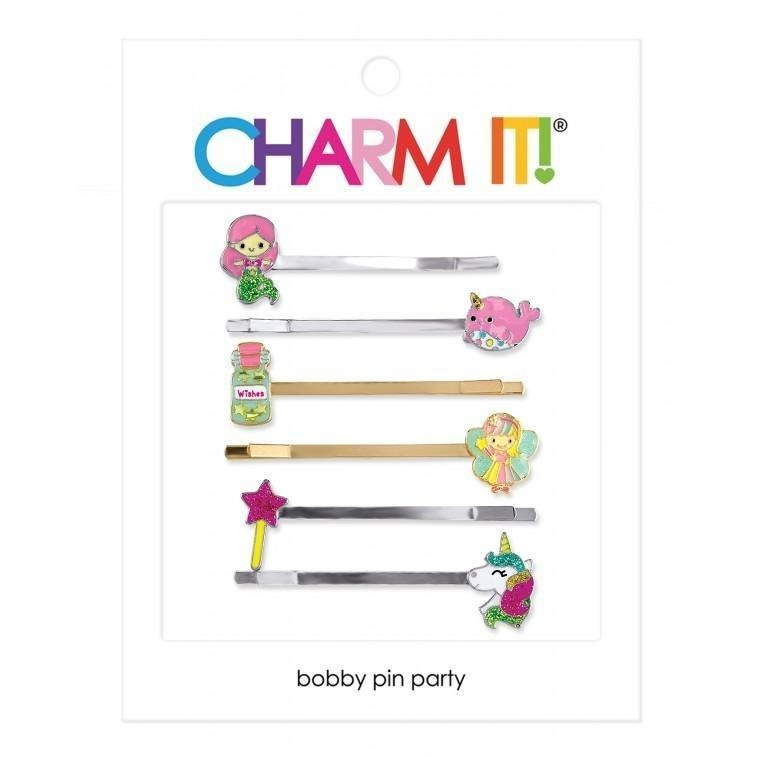 Charm It! Magical Bobby Pin Party Set