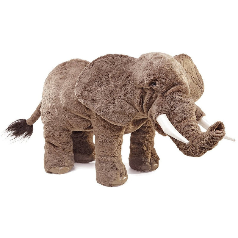 Folkmanis Elephant Hand Puppet - Hand Puppets - Anglo Dutch Pools and Toys