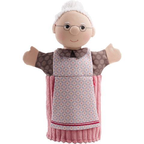Haba Grandma Glove Puppet- - Anglo Dutch Pools & Toys  - 1