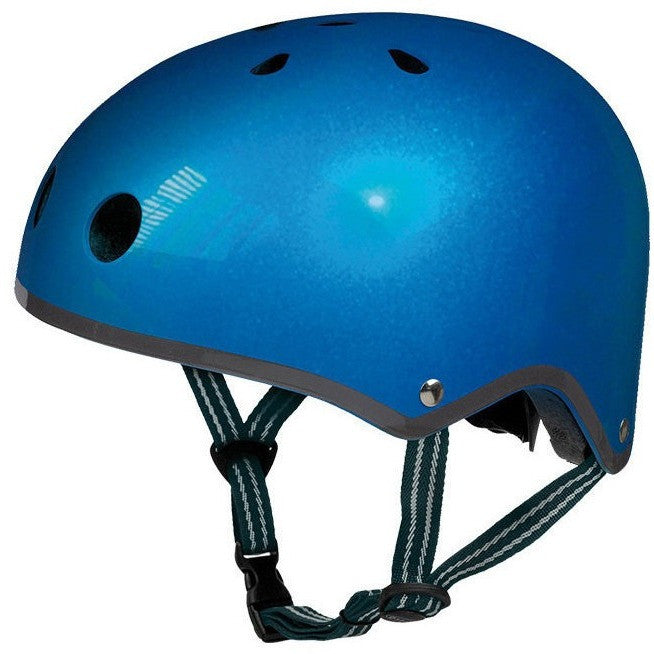 Micro Kickboard Helmet- Small- Dark Blue- Anglo Dutch Pools & Toys  - 3