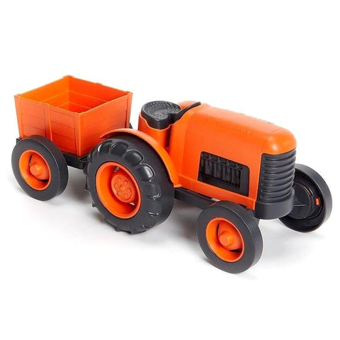 Green Toys Tractor - Commercial and Farm Vehicles - Anglo Dutch Pools and Toys