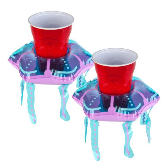 Inflatables And Rafts - BigMouth Jellyfish Beverage Boats