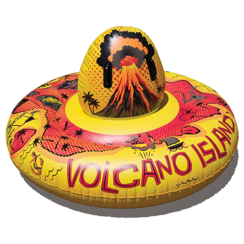 Inflatables And Rafts - Poolmaster Inflatable Volcano Island