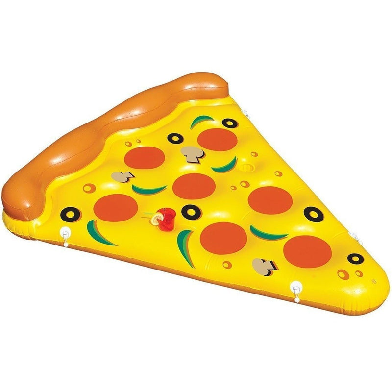 Inflatables And Rafts - Swimline Pizza Slice Inflatable Pool Float
