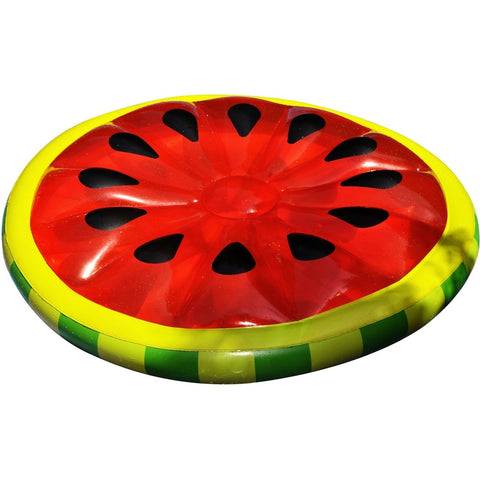 Inflatables And Rafts - Swimline Watermelon Slice Inflatable Pool Island