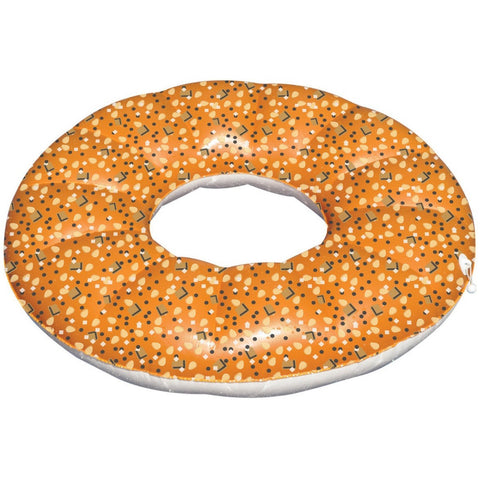 Swimline Everything Bagel Pool Float- - Anglo Dutch Pools & Toys  - 1