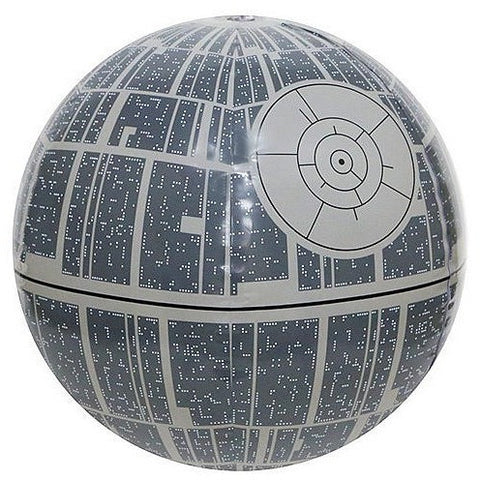 Swimways Star Wars Death Star Light Up Beach Ball- - Anglo Dutch Pools & Toys  - 1