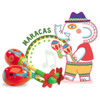 Djeco Animambo Maraca - Instruments - Anglo Dutch Pools and Toys