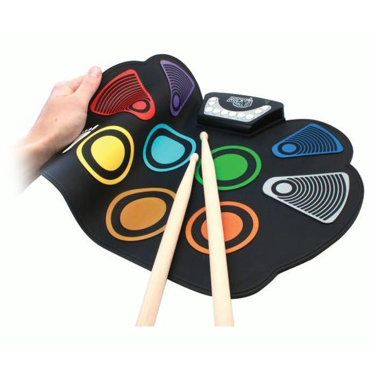 Instruments - Mukikim Rock And Roll It Rainbow CodeDrum