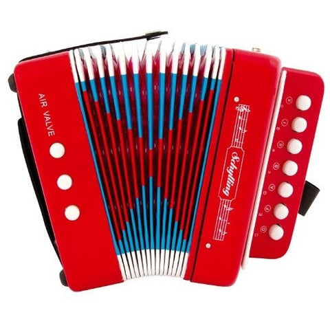 Schylling Toy Accordion - Instruments - Anglo Dutch Pools and Toys