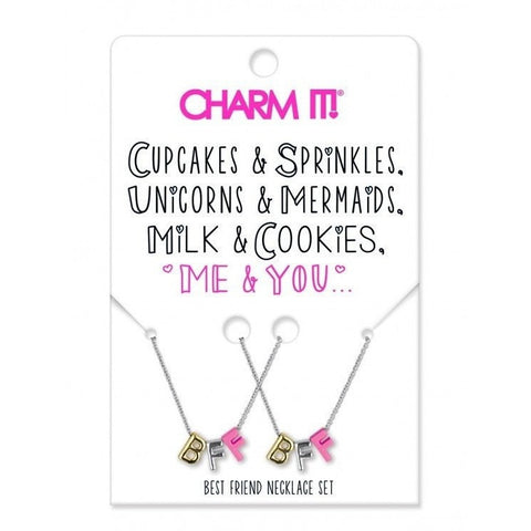 Jewelry - Charm It! BFF Necklace Set
