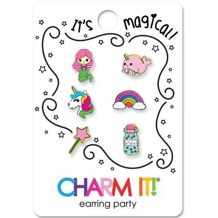 Charm It! Magical Earring Party Set