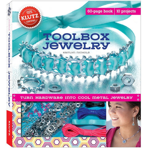 Klutz Toolbox Jewelry- - Anglo Dutch Pools & Toys  - 1