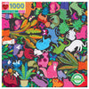 Jigsaw Puzzles - EeBoo Cats At Work 1000 Pc Puzzle
