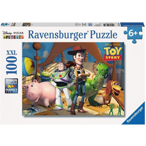 Jigsaw Puzzles - Ravensburger Disney Pixar Collection: Toy Story 100 XXL Piece Puzzle