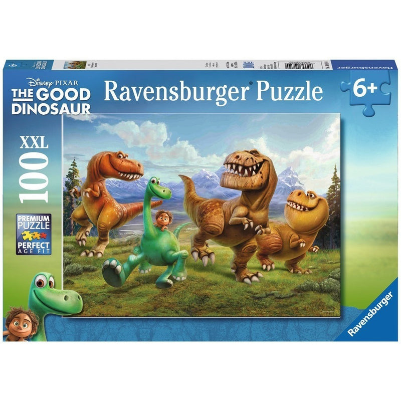 Jigsaw Puzzles - Ravensburger Here We Are! 100 XXL Piece Puzzle